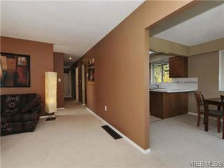Photo 4: 1356 Columbia Ave in BRENTWOOD BAY: CS Brentwood Bay House for sale (Central Saanich)  : MLS®# 640784