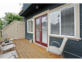 Photo 20: 450 W 15TH AV in Vancouver: Mount Pleasant VW Townhouse for sale (Vancouver West)  : MLS®# V1015550