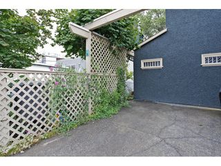Photo 28: 450 W 15TH AV in Vancouver: Mount Pleasant VW Townhouse for sale (Vancouver West)  : MLS®# V1015550