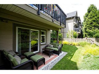 "Photo 17: 752 ORWELL Street in North Vancouver: Lynnmour Townhouse for sale in ""WEDGEWOOD"" : MLS®# V1016804"