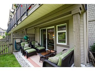 "Photo 18: 752 ORWELL Street in North Vancouver: Lynnmour Townhouse for sale in ""WEDGEWOOD"" : MLS®# V1016804"