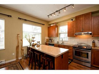 "Photo 8: 752 ORWELL Street in North Vancouver: Lynnmour Townhouse for sale in ""WEDGEWOOD"" : MLS®# V1016804"