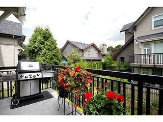 "Photo 10: 752 ORWELL Street in North Vancouver: Lynnmour Townhouse for sale in ""WEDGEWOOD"" : MLS®# V1016804"