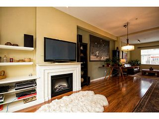 "Photo 3: 752 ORWELL Street in North Vancouver: Lynnmour Townhouse for sale in ""WEDGEWOOD"" : MLS®# V1016804"