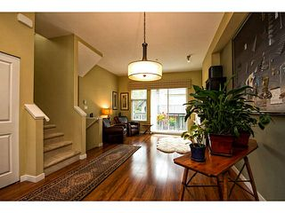 "Photo 7: 752 ORWELL Street in North Vancouver: Lynnmour Townhouse for sale in ""WEDGEWOOD"" : MLS®# V1016804"