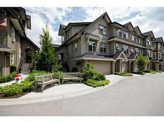 "Photo 20: 752 ORWELL Street in North Vancouver: Lynnmour Townhouse for sale in ""WEDGEWOOD"" : MLS®# V1016804"