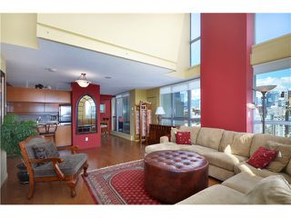 "Photo 3: # 2204 1238 RICHARDS ST in Vancouver: Yaletown Condo for sale in ""Metropolis"" (Vancouver West)  : MLS®# V1023546"