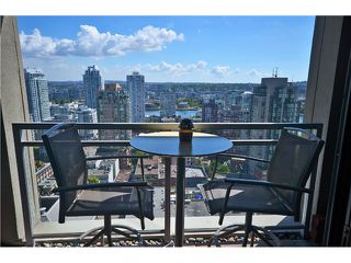 "Photo 9: # 2204 1238 RICHARDS ST in Vancouver: Yaletown Condo for sale in ""Metropolis"" (Vancouver West)  : MLS®# V1023546"