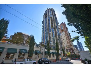 "Photo 1: # 2204 1238 RICHARDS ST in Vancouver: Yaletown Condo for sale in ""Metropolis"" (Vancouver West)  : MLS®# V1023546"