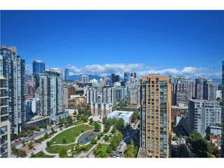 "Photo 4: # 2204 1238 RICHARDS ST in Vancouver: Yaletown Condo for sale in ""Metropolis"" (Vancouver West)  : MLS®# V1023546"