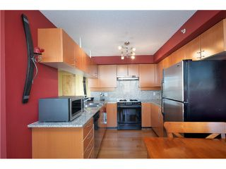 "Photo 6: # 2204 1238 RICHARDS ST in Vancouver: Yaletown Condo for sale in ""Metropolis"" (Vancouver West)  : MLS®# V1023546"