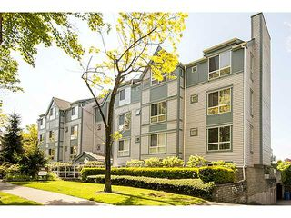 Photo 1: # 206 7465 SANDBORNE AV in Burnaby: South Slope Condo for sale (Burnaby South)  : MLS®# V1038275