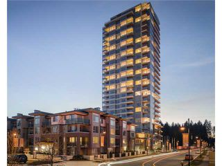Photo 2: 2505 3102 Windsor Gate in Coquitlam: New Horizons Condo for sale : MLS®# V1041160