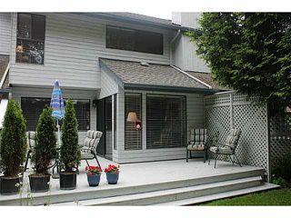 """Main Photo: 15841 ALDER Place in Surrey: King George Corridor Townhouse for sale in """"ALDERWOOD"""" (South Surrey White Rock)  : MLS®# F1416398"""