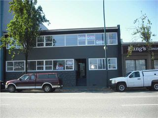 Photo 1: 22 E 2ND Avenue in Vancouver East: Mount Pleasant VE Commercial for sale : MLS®# V4041053