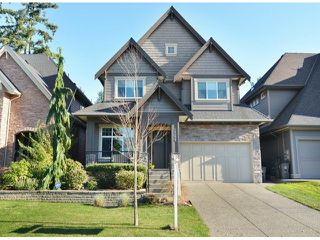 Photo 1: 2568 163A ST in Surrey: Grandview Surrey House for sale (South Surrey White Rock)  : MLS®# F1427002