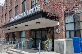 Photo 12: 43 Hanna Ave Unit #510 in Toronto: Niagara Condo for sale (Toronto C01)  : MLS®# C3549030