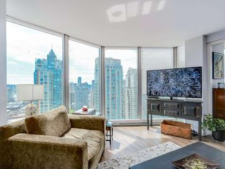 Photo 3: 2302 889 Homer Street in Vancouver: Downtown VW Condo for sale (Vancouver West)  : MLS®# 2077487