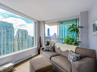 Photo 4: 2302 889 Homer Street in Vancouver: Downtown VW Condo for sale (Vancouver West)  : MLS®# 2077487