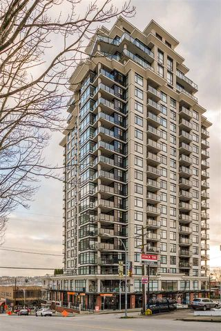 Photo 1: The Point - 401 610 Victoria Street, New Westminster BC
