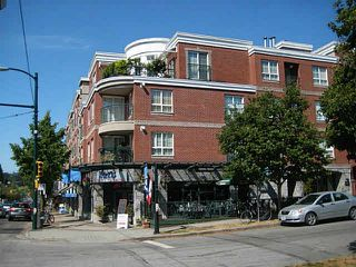Photo 1: 401 1989 DUNBAR STREET in Vancouver: Kitsilano Condo for sale (Vancouver West)  : MLS®# V1055418