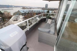 "Photo 17: 803 1065 QUAYSIDE Drive in New Westminster: Quay Condo for sale in ""Quayside Tower II"" : MLS®# R2417737"