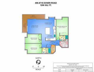 Photo 18: 406 6715 Dover Rd in NANAIMO: Na North Nanaimo Condo for sale (Nanaimo)  : MLS®# 836441