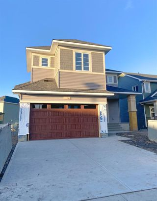 Photo 1: 2201 Bayside Road SW: Airdrie Detached for sale : MLS®# A1042040