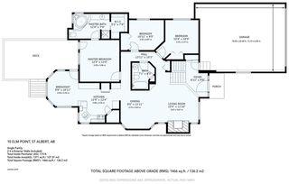 Photo 47: 10 ELM Point: St. Albert House for sale : MLS®# E4224133
