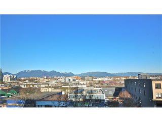Photo 8: 508 256 E 2ND Avenue in Vancouver: Mount Pleasant VE Condo for sale (Vancouver East)  : MLS®# V930602