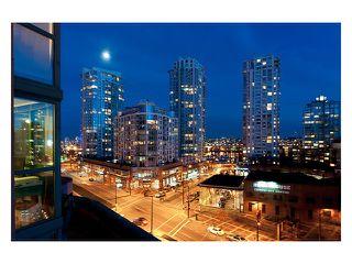 Photo 5: 702 212 DAVIE Street in Vancouver: Yaletown Condo for sale (Vancouver West)  : MLS®# V931640