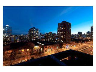 Photo 6: 702 212 DAVIE Street in Vancouver: Yaletown Condo for sale (Vancouver West)  : MLS®# V931640