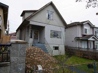 Photo 1: 5310 SOMERVILLE Street in Vancouver: Fraser VE House for sale (Vancouver East)  : MLS®# V940454