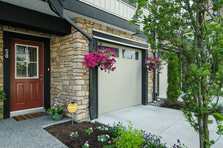 "Photo 2: 50 6299 144TH Street in Surrey: Sullivan Station Townhouse for sale in ""ALTURA"" : MLS®# F1215984"