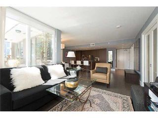 "Photo 4: 519 1055 RICHARDS Street in Vancouver: Downtown VW Condo for sale in ""DONOVAN"" (Vancouver West)  : MLS®# V1003213"