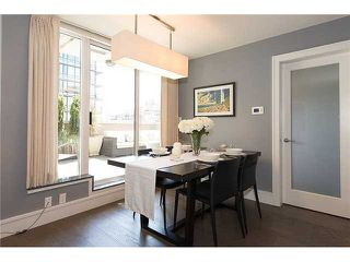"Photo 5: 519 1055 RICHARDS Street in Vancouver: Downtown VW Condo for sale in ""DONOVAN"" (Vancouver West)  : MLS®# V1003213"