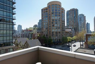 "Photo 11: 519 1055 RICHARDS Street in Vancouver: Downtown VW Condo for sale in ""DONOVAN"" (Vancouver West)  : MLS®# V1003213"