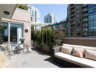 "Photo 2: 519 1055 RICHARDS Street in Vancouver: Downtown VW Condo for sale in ""DONOVAN"" (Vancouver West)  : MLS®# V1003213"