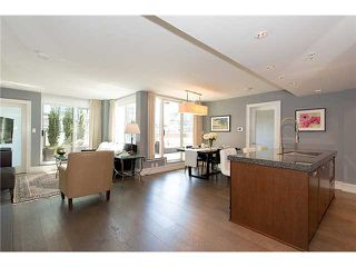 "Photo 3: 519 1055 RICHARDS Street in Vancouver: Downtown VW Condo for sale in ""DONOVAN"" (Vancouver West)  : MLS®# V1003213"
