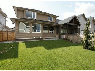 """Photo 10: 7772 211TH Street in Langley: Willoughby Heights House for sale in """"Yorkson South"""" : MLS®# F1310398"""