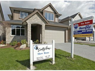 """Photo 1: 7772 211TH Street in Langley: Willoughby Heights House for sale in """"Yorkson South"""" : MLS®# F1310398"""