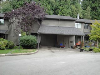 "Photo 1: 14 1960 RUFUS Drive in North Vancouver: Westlynn Townhouse for sale in ""Mountain Estates"" : MLS®# V1025242"