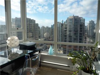 Photo 7: # 3010 928 BEATTY ST in Vancouver: Yaletown Condo for sale (Vancouver West)  : MLS®# V1048336