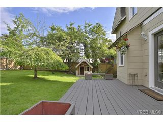 Photo 2: 2866 Inez Drive in VICTORIA: SW Gorge Residential for sale (Saanich West)  : MLS®# 338013