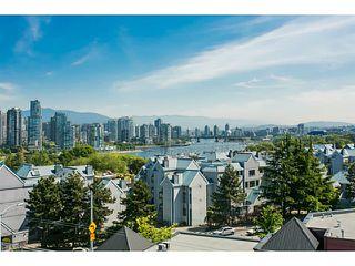 Photo 8: # 605 1425 W 6TH AV in Vancouver: False Creek Condo for sale (Vancouver West)  : MLS®# V1123707