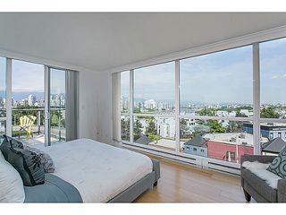 Photo 15: # 605 1425 W 6TH AV in Vancouver: False Creek Condo for sale (Vancouver West)  : MLS®# V1123707