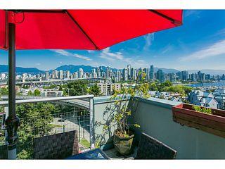 Photo 16: # 605 1425 W 6TH AV in Vancouver: False Creek Condo for sale (Vancouver West)  : MLS®# V1123707