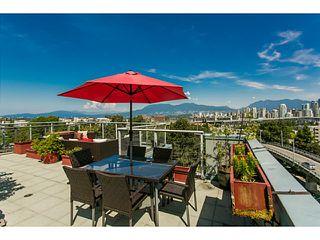 Photo 14: # 605 1425 W 6TH AV in Vancouver: False Creek Condo for sale (Vancouver West)  : MLS®# V1123707