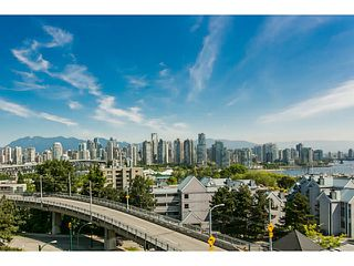 Photo 19: # 605 1425 W 6TH AV in Vancouver: False Creek Condo for sale (Vancouver West)  : MLS®# V1123707