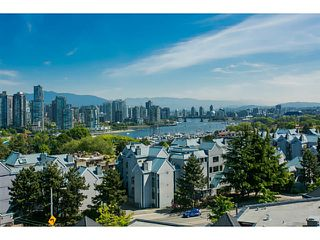 Photo 18: # 605 1425 W 6TH AV in Vancouver: False Creek Condo for sale (Vancouver West)  : MLS®# V1123707